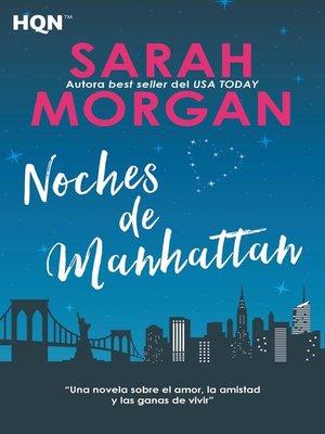 cover image of Noches de Manhattan
