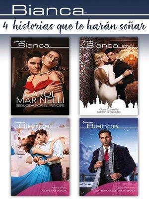 cover image of E-Pack Bianca diciembre 2020