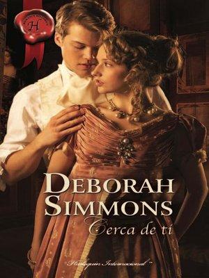 cover image of Cerca de ti