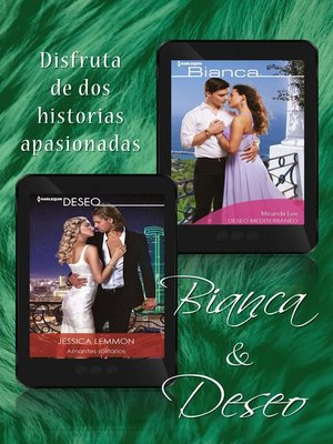cover image of E-Pack Bianca y Deseo febrero 2019