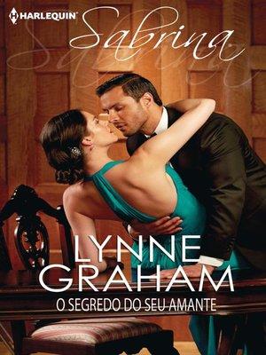 cover image of O segredo do seu amante