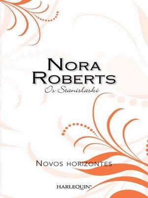 cover image of Novos horizontes