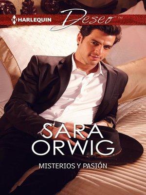 cover image of Misterios y pasión