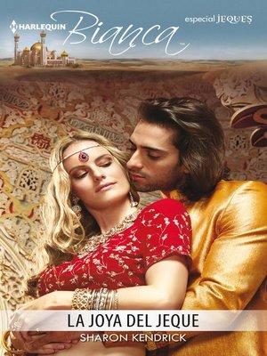 cover image of La joya del jeque