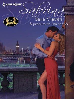cover image of À procura de um sonho