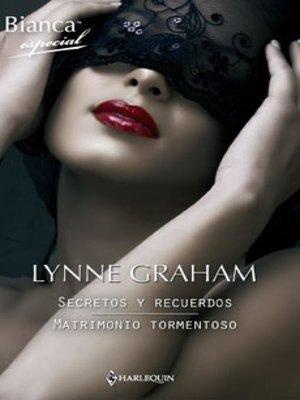 cover image of Secretos y recuerdos--Matrimonio tormentoso