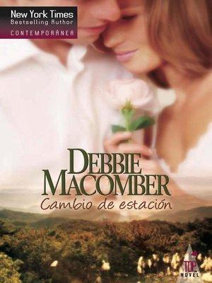 cover image of Cambio de estación