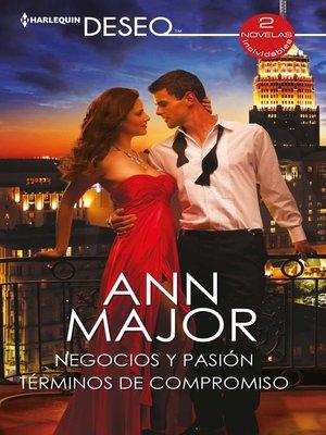 cover image of Negocios y pasión--Términos de compromiso