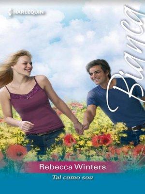 cover image of Tal como sou