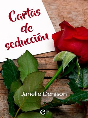 cover image of Cartas de seducción
