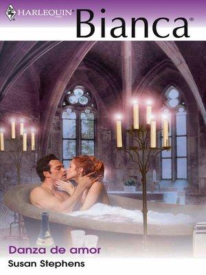 cover image of Danza de amor