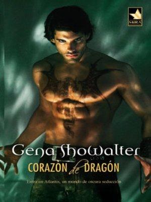 cover image of Corazón de dragón