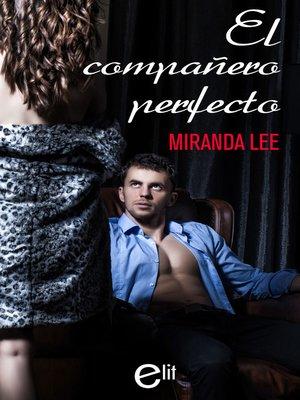 cover image of El compañero perfecto
