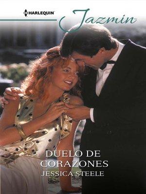 cover image of Duelo de corazones