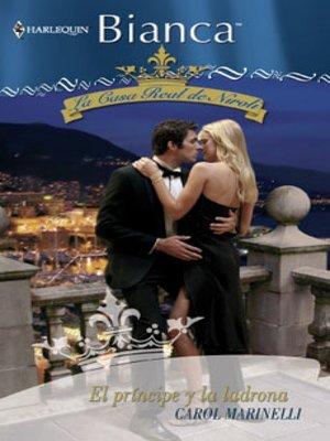 cover image of El príncipe y la ladrona