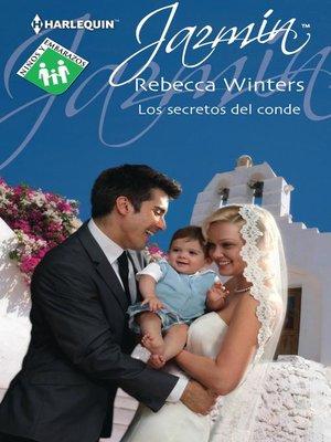 cover image of Los secretos del conde