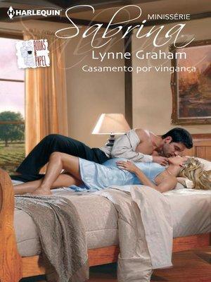 cover image of Casamento por vingança