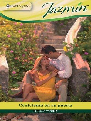 cover image of Cenicienta en su puerta