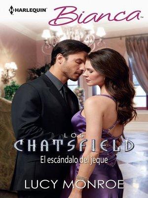 cover image of El escándalo del jeque