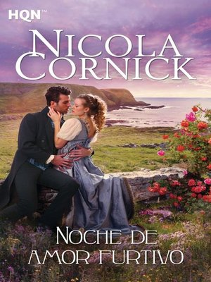 cover image of Noche de amor furtivo