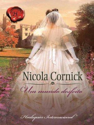 cover image of Um mundo desfeito