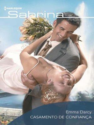 cover image of Casamento de confiança