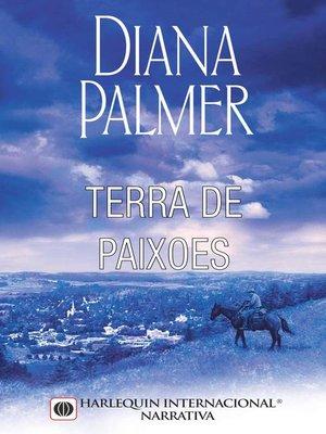 cover image of Terra de paixões