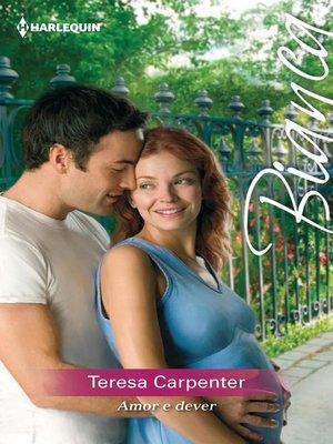 cover image of Amor e dever