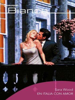 cover image of En italia con amor