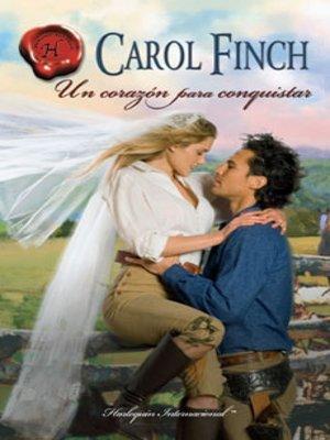 cover image of Un corazón para conquistar