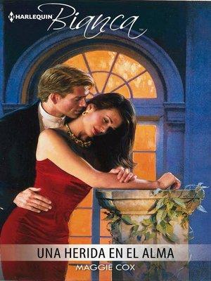 cover image of Una herida en el alma