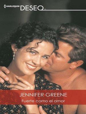 cover image of Fuerte como el amor