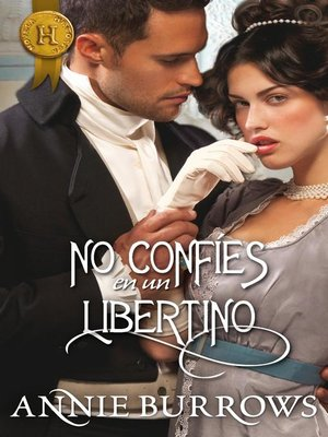 cover image of No confíes en un libertino