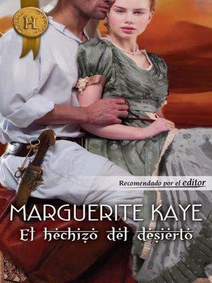 cover image of El hechizo del desierto