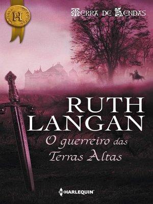 cover image of O guerreiro das terras altas
