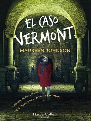 cover image of El caso Vermont