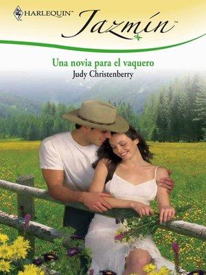cover image of Una novia para el vaquero