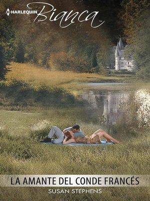 cover image of La amante del conde francés
