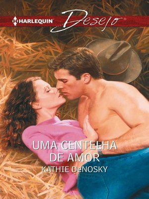 cover image of Uma centelha de amor