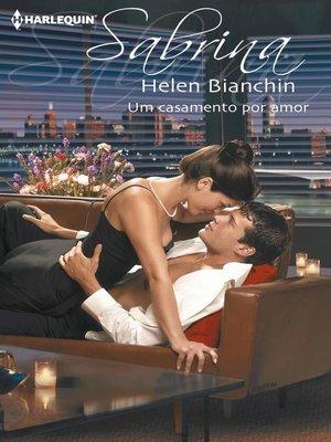 cover image of Um casamento por amor