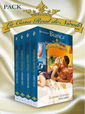 cover image of Pack 1 La Casa Real de Niroli