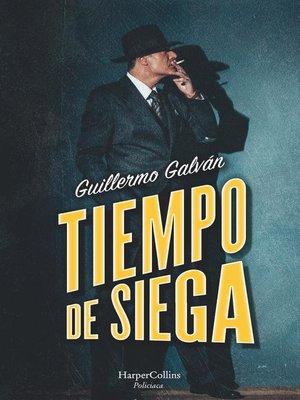 cover image of Tiempo de siega