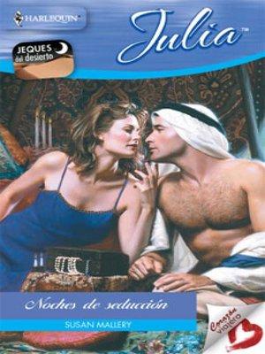 cover image of Noches de seducción
