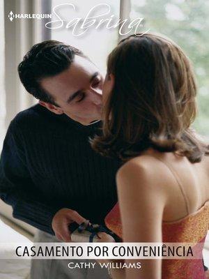cover image of Casamento por conveniência