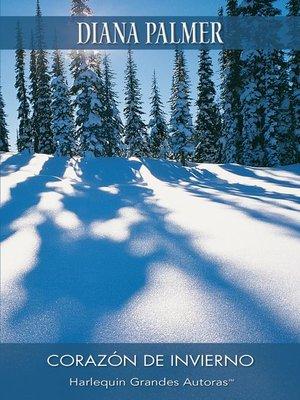 cover image of Corazón de invierno