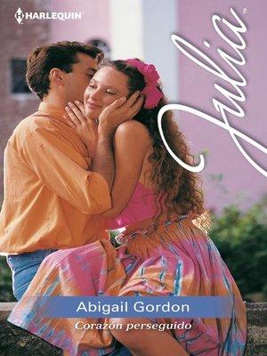 cover image of Corazón perseguido