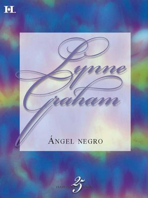 cover image of Ángel negro