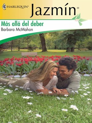 cover image of Mas allá del deber