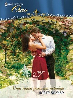 cover image of Uma noiva para um príncipe