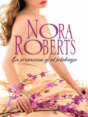 cover image of La princesa y el plebeyo